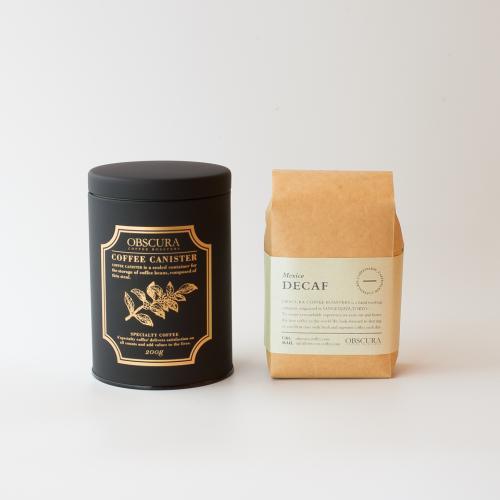 デカフェ コーヒー